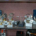 Ehrenpreise aus Glas - Frank Klingberg - Gravieranstalt Klingberg in München